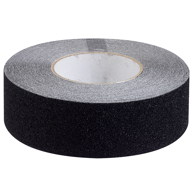 Adhesive Tape Anti-Slip - 2'' x 60' - Black