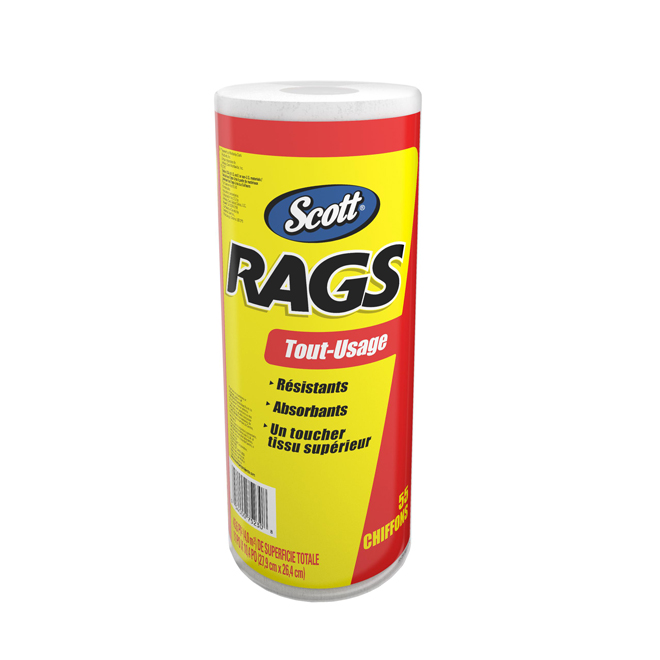 Rags on a Roll