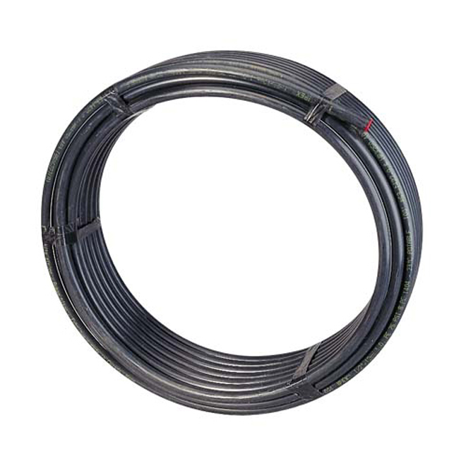 "Polyethylene Pipe - 1/2""x400' - 100 PSI"
