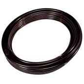 "Polyethylene Utility Pipe - 1""x100' - Black"