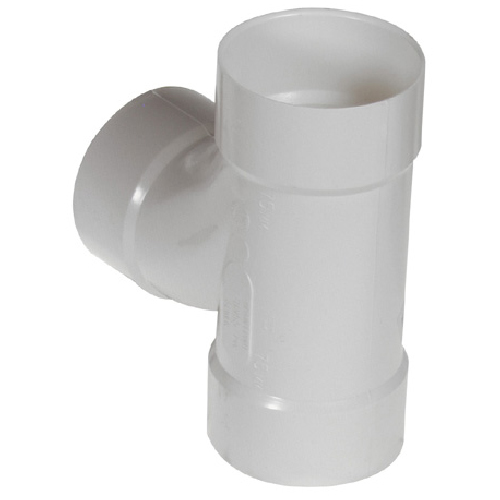 PVC Tee-Wye