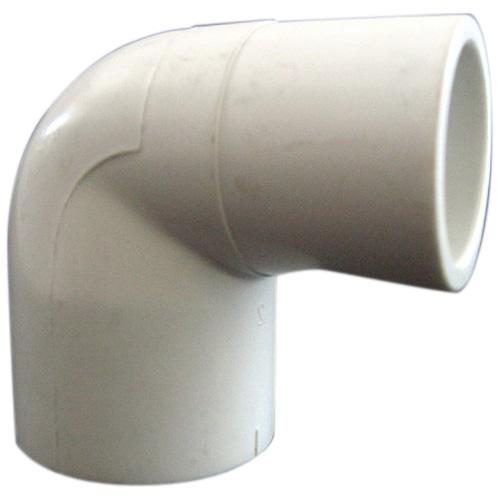 Coude PVC 90° - 1 1/2 po