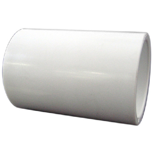 1/2-in PVC coupling