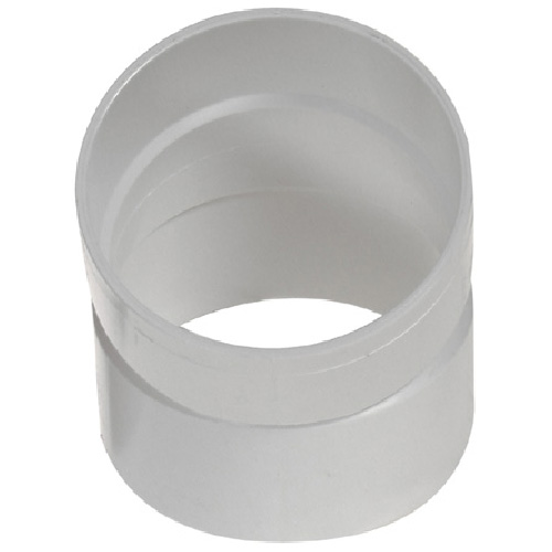 PVC Sewer and Drain Pipe Elbow - 6'' - Female