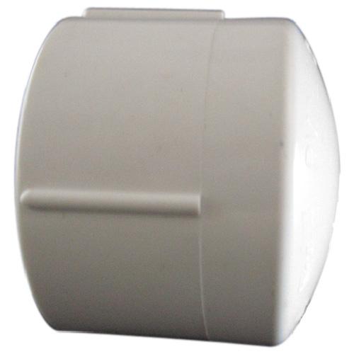 1-in PVC cap
