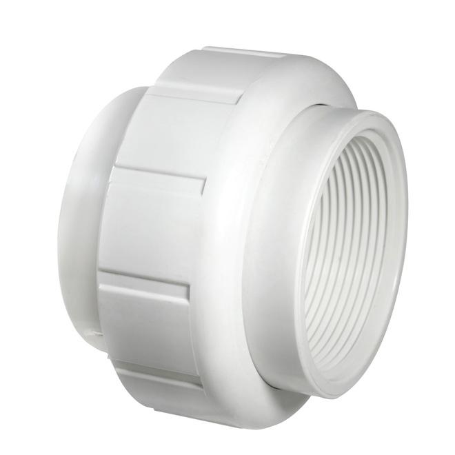 1 1/4-in PVC union