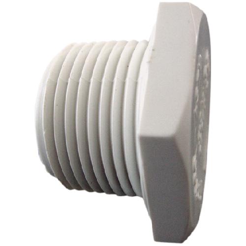 3/4-in PVC plug