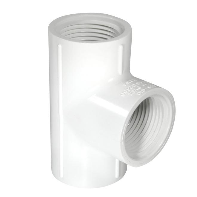 1 1/4-in PVC Tee