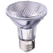 Globe Halogen Light Bulb - PAR20 - E26 - 35 W - Soft White