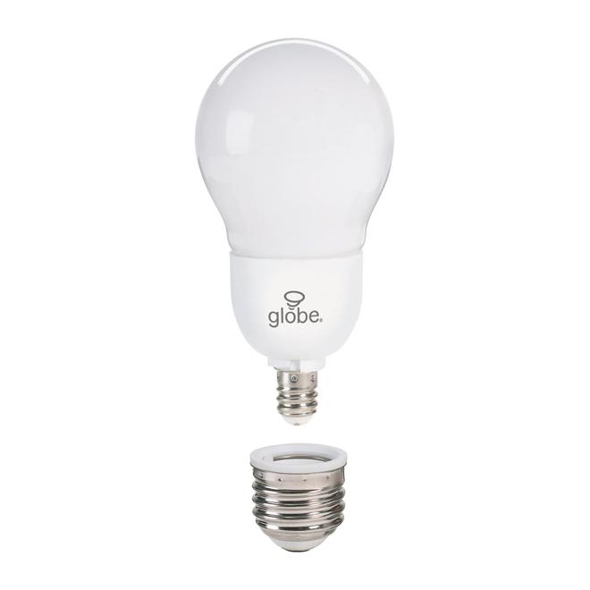7-W CFL lightbulb