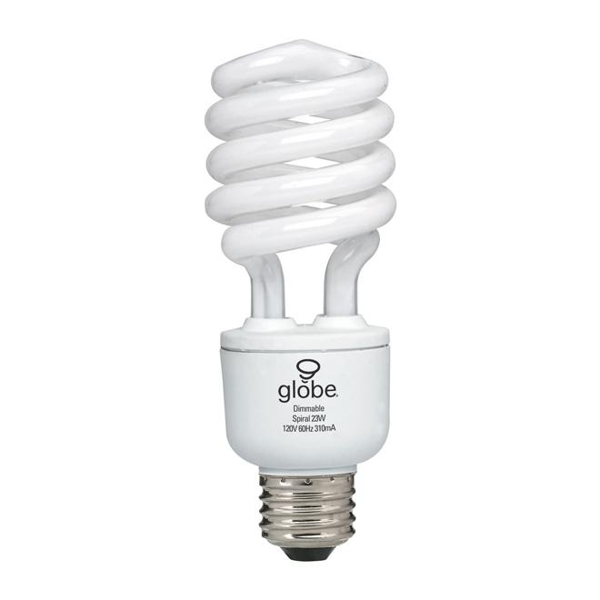 15-W CFL lightbulb