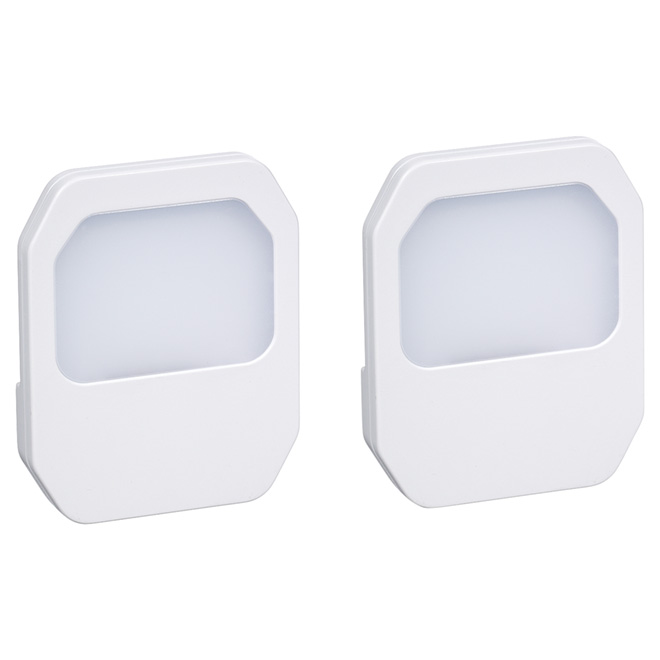 Always-On LED Night Lights - Pack of 2