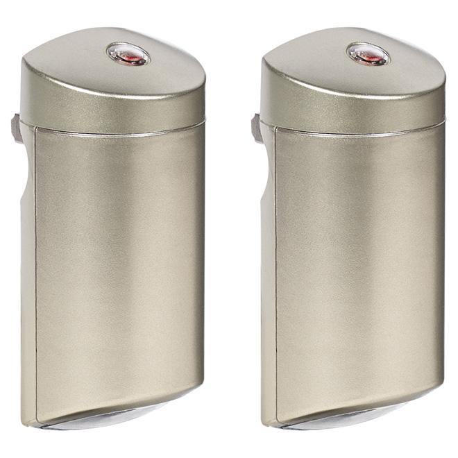 Veilleuse à DEL automatique - paquet de 2 unités