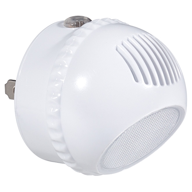Dusk to Dawn LED Night Lights - 360° Rotating Head - 2/Pack