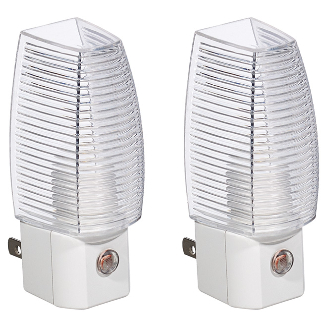 LED Night Light - White - 2-Pack