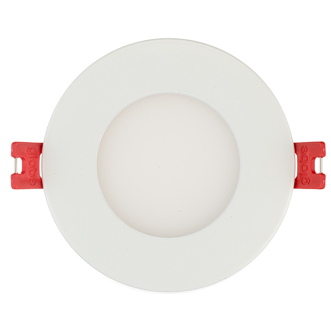 Dimmable Recessed Light - Slim - 6W LED - White