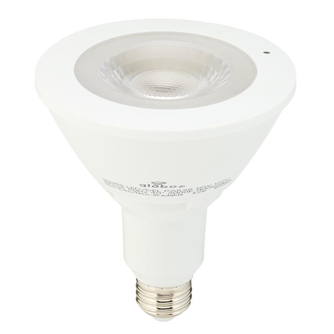 Ampoule DEL photoélectrique, PAR38 13W, blanc chaud