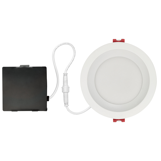 "Dimmable Recessed Light - Slim - 4"" - 9W LED"