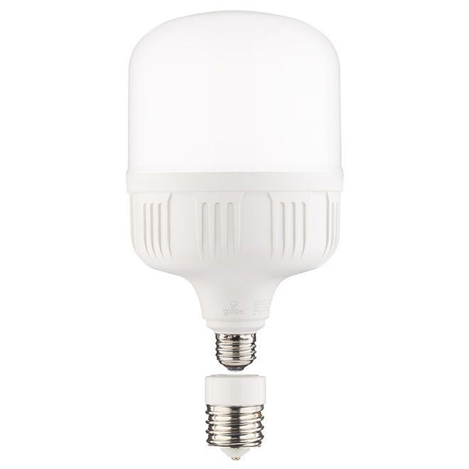 High Power LED Light Bulb - E26/E39 - 50W - Daylight