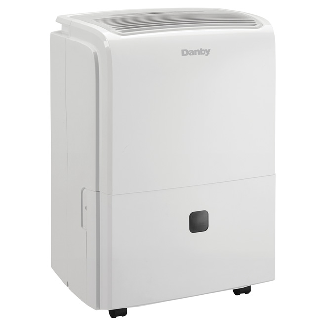 Electronic Dehumidifier - 30 PT - 1500 sq. ft. - White