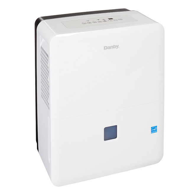 Smart Dehumidifier - 45 PT - 2500 sq. ft. - White