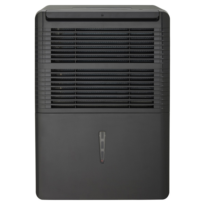 Electronic Dehumidifier - 50 PT - 3000 sq. ft. - Black