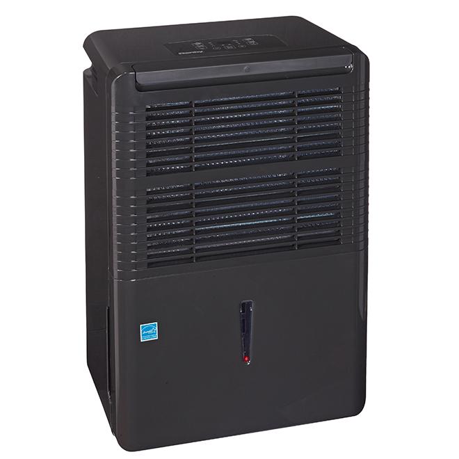 Dehumidifier - 70 Pints - 4500 sq. ft - Black