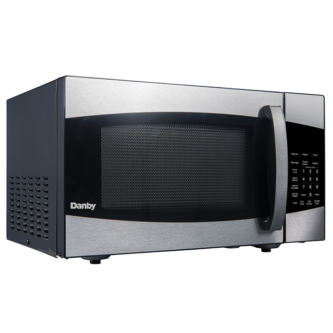Counter Top Microwave Oven, 0.9 cu. ft. - S.Steel - 900 W