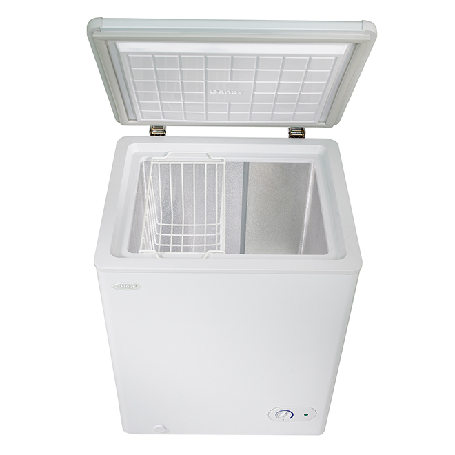 Danby(R) Chest Freezer - 3.8 cu. ft. - White