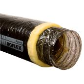 Insulated flexible pipe
