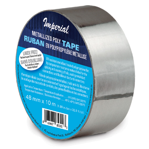 Tape - Metallized Tape