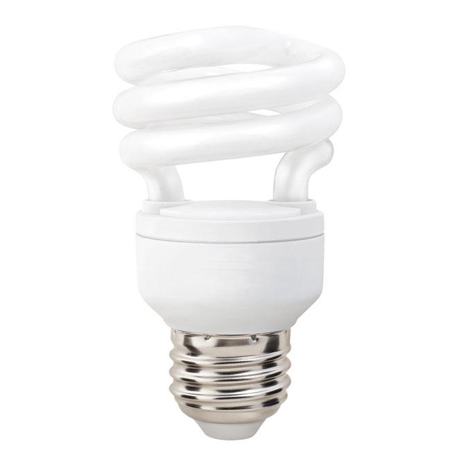 9-W Compact Fluorescent