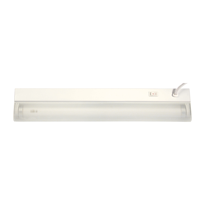 Globe Light Fixture - Under-Cabinet - Fluorescent - 18""