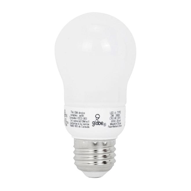 2-W LED bulb