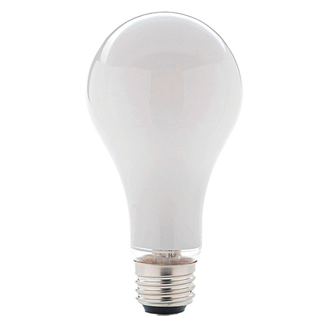 Halogen A21 Tri-Light Bulb - Soft White - 1/Pk