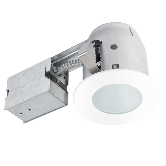 Shower recessed light 4 gloss white rona shower recessed light 4 gloss white aloadofball Gallery