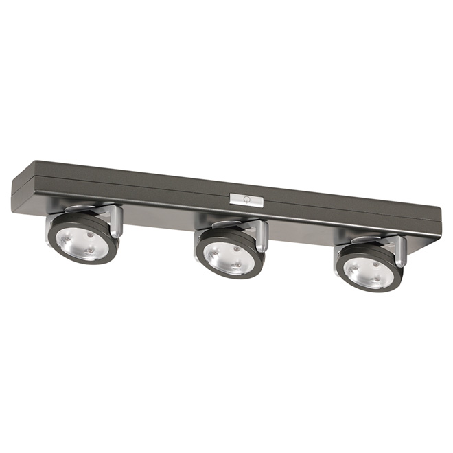 LED 3-Light Under-Cabinet Light