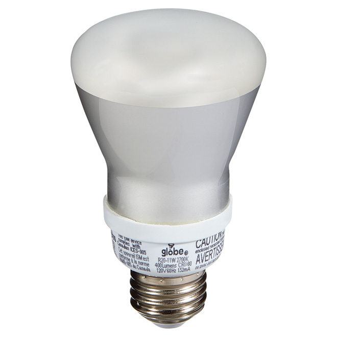 Fluo-Compact Bulb - 11 W - Soft White