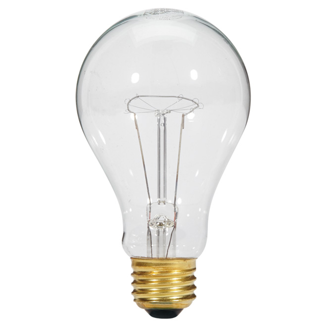 Incandescent Bulb A21/150W - Clear