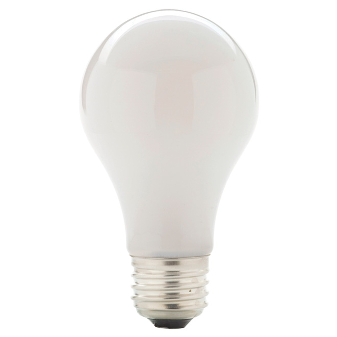8-Pack 72 W A19 Soft White Halogen Bulbs