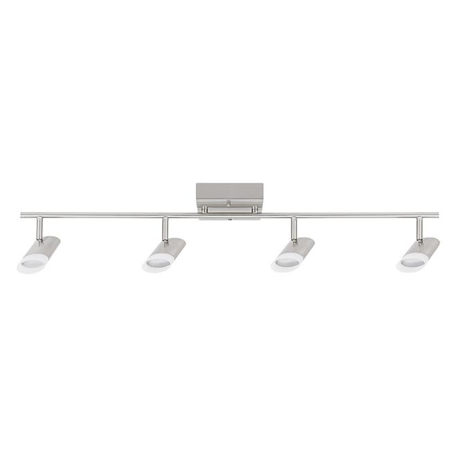 Rail d'éclairage à 4 lumières « Delphine »