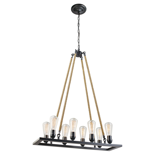 Maya Vintage 8-Light Chandelier  sc 1 st  RONA & Maya Vintage 8-Light Chandelier | RONA