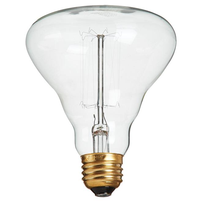 Ampoule incandescente B30 40 W de style rétro