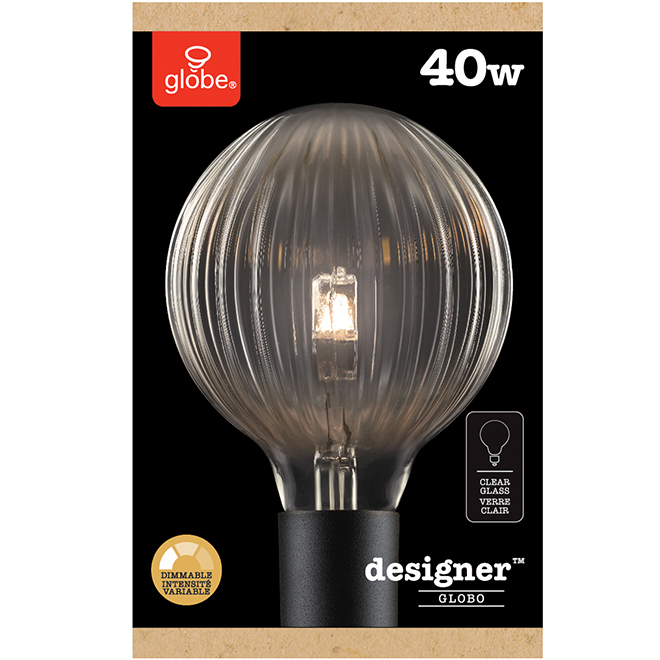 Bulb Edison G E26 - Dimmable - Soft White - PK1