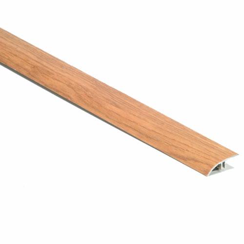 Moulure de réduction pour plancher stratifié couleur chêne