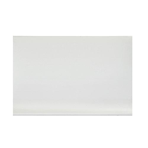 "Peel-and-Stick Vinyl Cove Base 4"" - White"