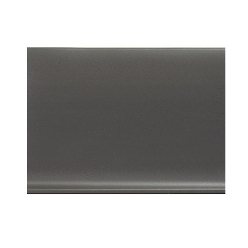 "Peel-and-Stick Vinyl Cove Base 4"" - Grey"