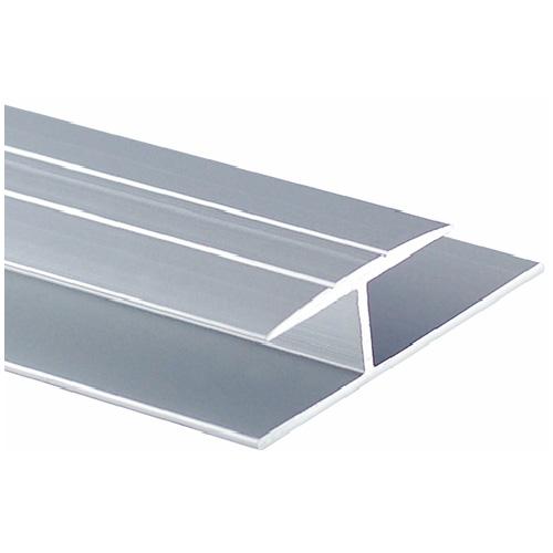 Satin Silver Aluminum Laminate Divider