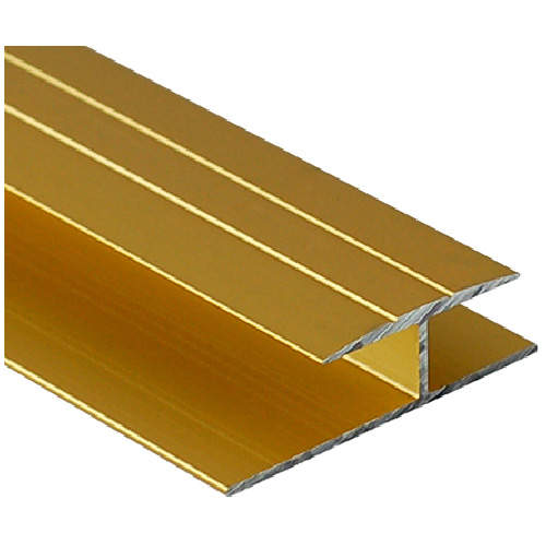 Joint d'expansion pour plancher stratifié or satiné