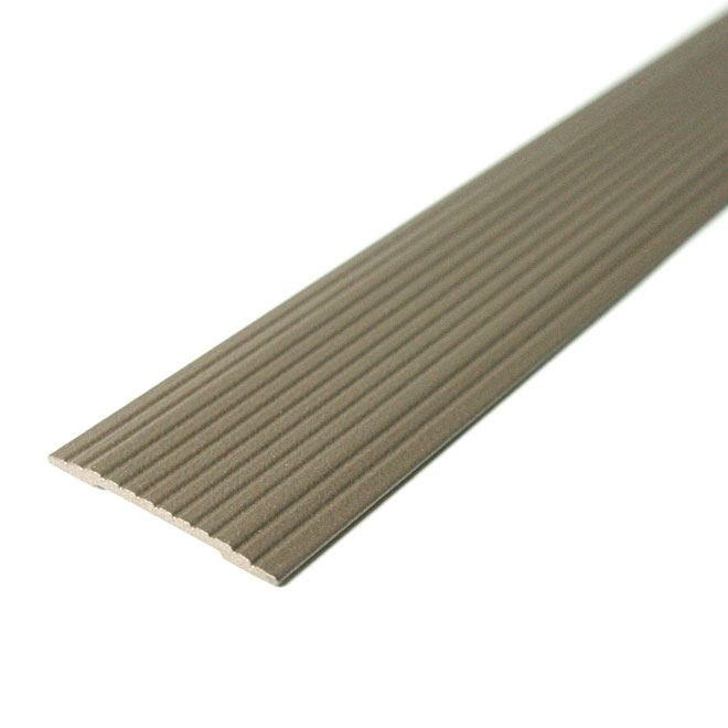 Bordure de joint en aluminium